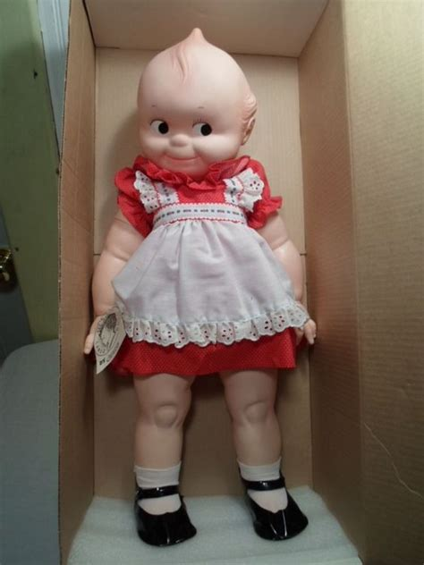 24 kewpie doll vintage 1966 original o neill 24 cameo kewpie