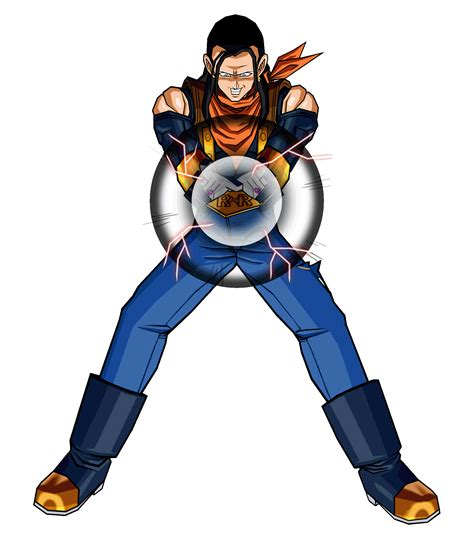 Image Super 17.png Dragon Ball Z Role Playing Wiki Fandom powered by Wikia