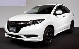 Honda Hrv Hybrid 2015 Honda Vezel Hybrid Suv Hr V Usa Carspoints
