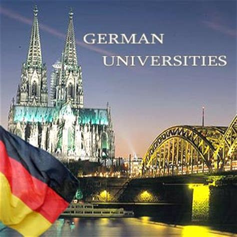 Universities In Berlin For Mba by Top Universities In Germany Study In Germany
