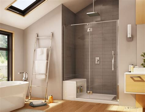 Shower Base With Bench by Introducing A Luxury Acrylic Shower Base Line With An