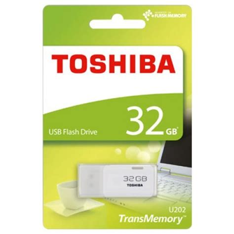 Usb Toshiba 32gb Toshiba Flash Drive Usb 2 0 32gb Hayabusa U202 Officeteq