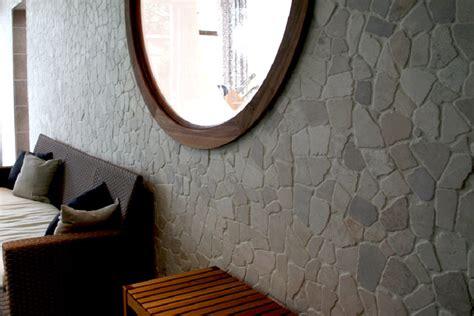 island random tile living room wall modern