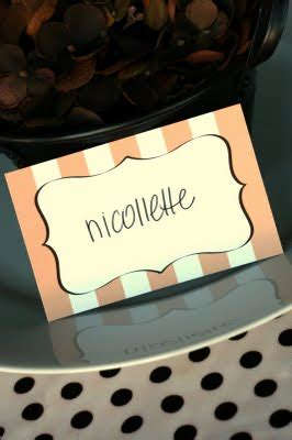 diy name cards autumn wedding escort cards free printables