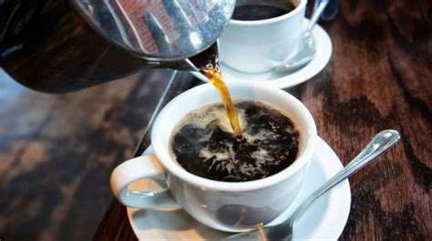Teko Kopi Cafe black coffee daily can cut liver disease risk experts