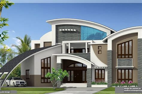 model home design unique house cad grabcad living