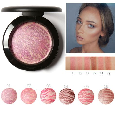brand focallure make up blushes bronzer blushes
