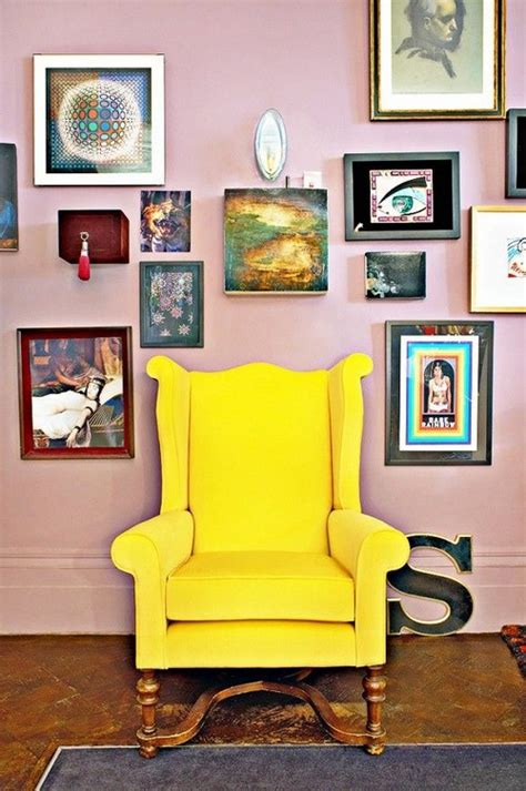 Bright Yellow Chair Design Ideas 23 Wes Styled Interiors Messagenote