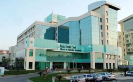 Mba Healthcare In Delhi by Dr Subhash Kumar Sinha Max Hospital India Director Cpis
