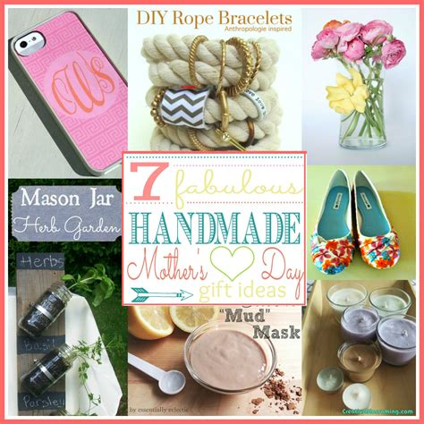 Handmade Mothers Day Gift Ideas - handmade s day gift ideas home