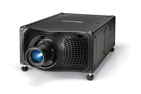 Proyektor Christie boxer 4k20 20000 ansi lumens 4k 3dlp projector christie digital resources inc