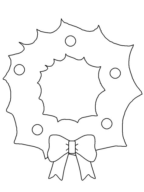 free coloring pages of remembrance day wreath