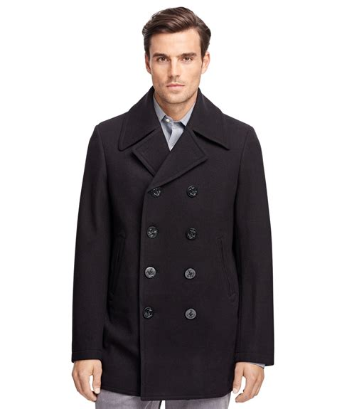 In Coat by Wool Pea Coats Jacketin