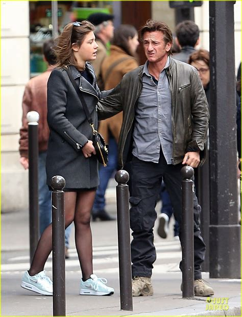lea seydoux look alike sean penn adele exarchopoulos say goodbye with a kiss in