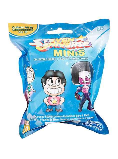 Minis Blind Pack steven universe original minis blind bag figure topic