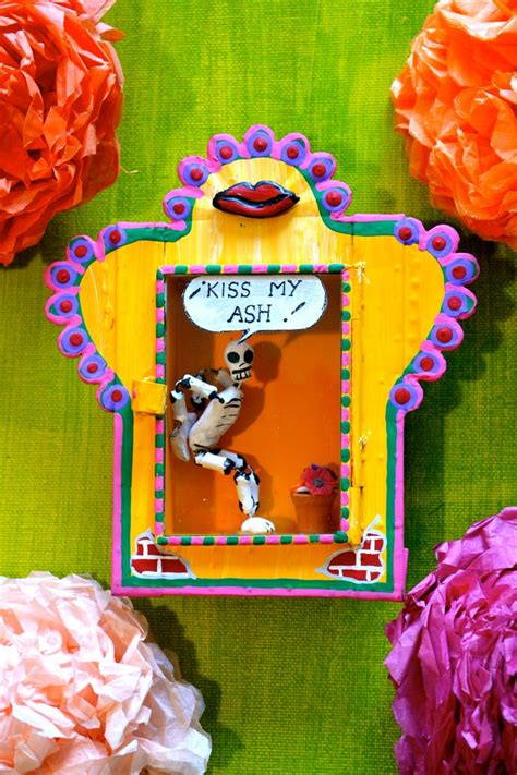 mex crafts imports 126 best nicho mexican altar box images on pinterest