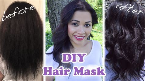 curly hair dry mid forties diy hair mask for very damaged dry frizzy hair and