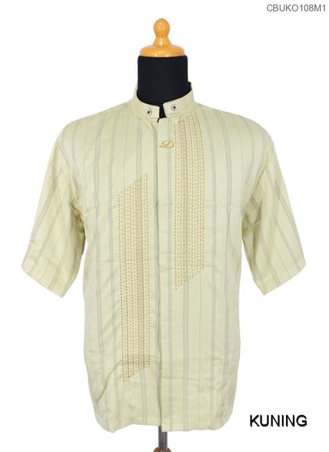 Manset 27cm Motif Dewira R110 koko pendek garis bordir danisa obral batik murah batikunik