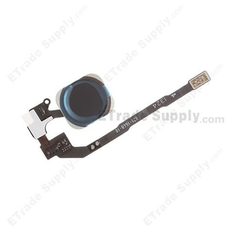 Home Button Apple Device Iphone 5 S Se Iphone 6 6plus Iphone 7 7plus apple iphone 5s se home button assembly black etrade supply