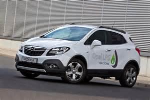 Opel Vehicle Opel Mokka Lpg Ecoflex Hell Of A Crossover Gazeo