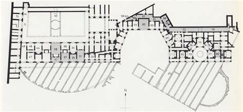 roman domus plan rome fire and bath on pinterest
