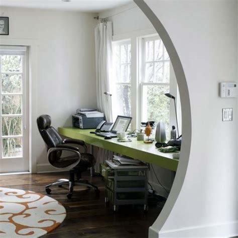 Your Office Greener by How Your Home Office Can Help You Go Green Freshome