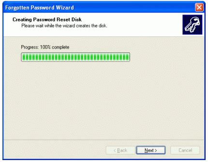 create password reset disk xp how to create a windows xp password reset disk