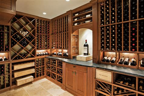 Large Liquor Cabinet Wine Cellars A Fresh Approach To Traditional Design