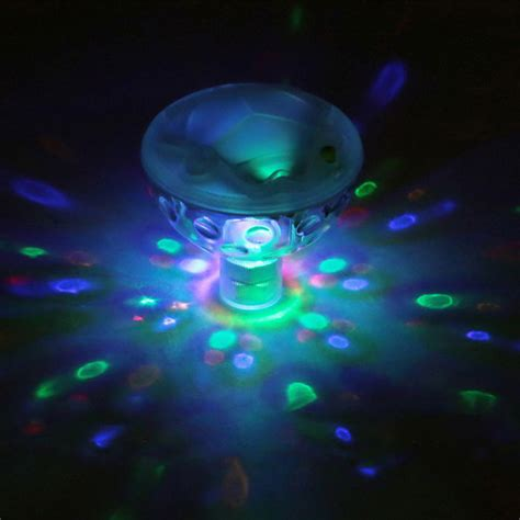 battery powered pool lights youoklight yk6224 battery powered led rgb pool underwater