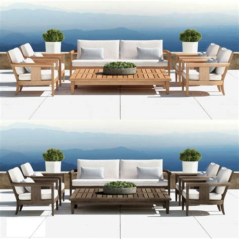coronado patio furniture outdoor furniture coronado 3d model