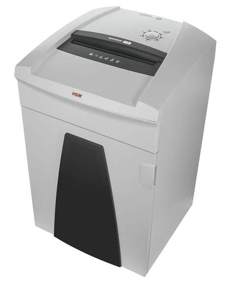 paper shredder cross cut hsm securio p36 cross cut paper shredder advantage