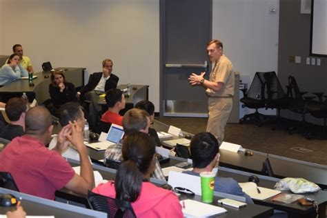 Scheller Mba Employment Report by Admiral Mike Rogers Speaks To The Next Generation Of