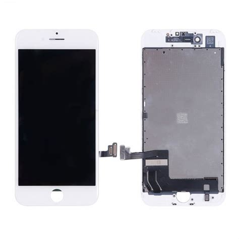 Iphone 7 Lcd Blanc by Ecran Lcd G 233 N 233 Rique Iphone 7 Plus Blanc Lapommediscount
