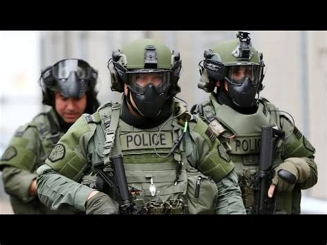 nypd equipment section nwo and the united states police militarization and