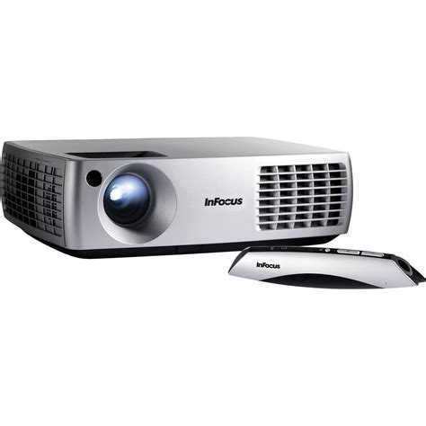 infocus in3904 dlp projector in3904lb b h photo
