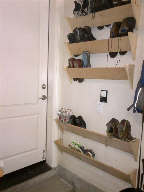 garage shoe storage ideas amazing garage shoe storage ideas 13 shoe rack