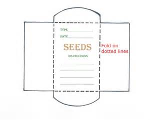 seed packet template playbestonlinegames