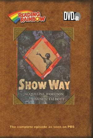 scow ways show way a reading rainbow dvd 20 discount with