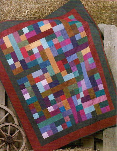 Handmade Quilt Patterns - almost amish quilts 181