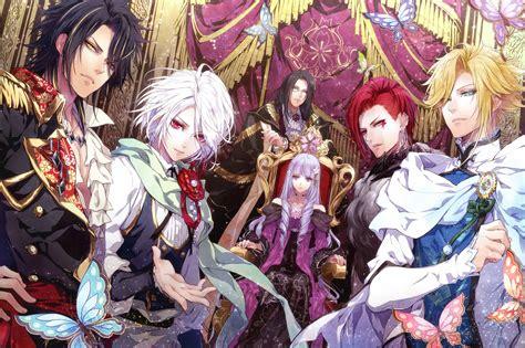 otome games wallpaper reine des fleurs anime gothic romance otome 1reine drama