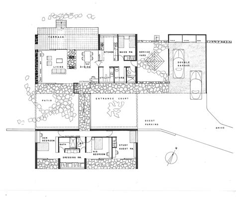rose seidler house plan rose seidler house plans home design and style