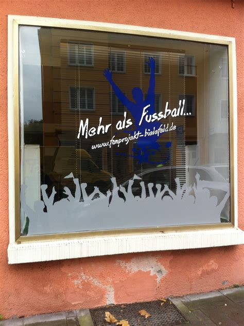 Schaufensterbeschriftung Bielefeld by Schaufensterbeschriftungen Keine Fragen E K
