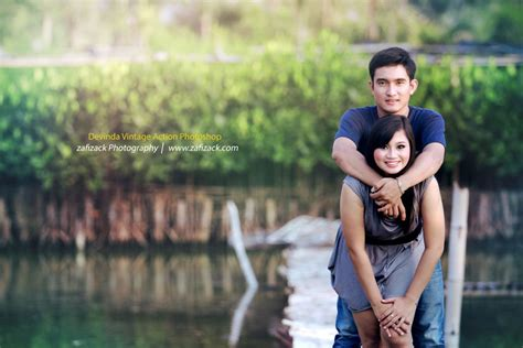 tutorial photoshop untuk foto pre wedding color action photoshop zafizack photography