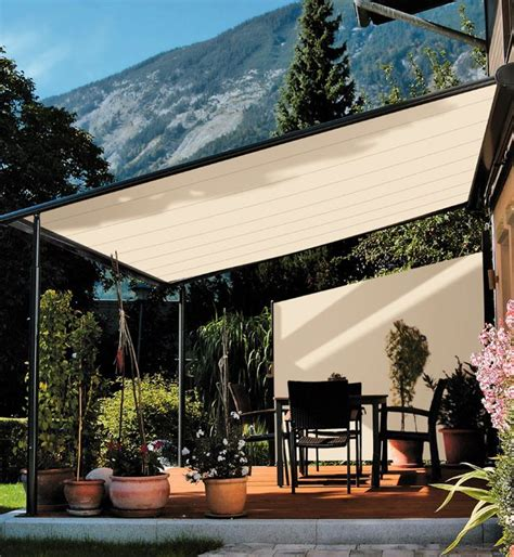 Pergola With Retractable Awning by 25 Best Ideas About Retractable Awning On