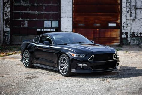 Jeux Mustang Auto Moto by News Automoto Sema Show 2014 Une Ford Mustang Rtr De