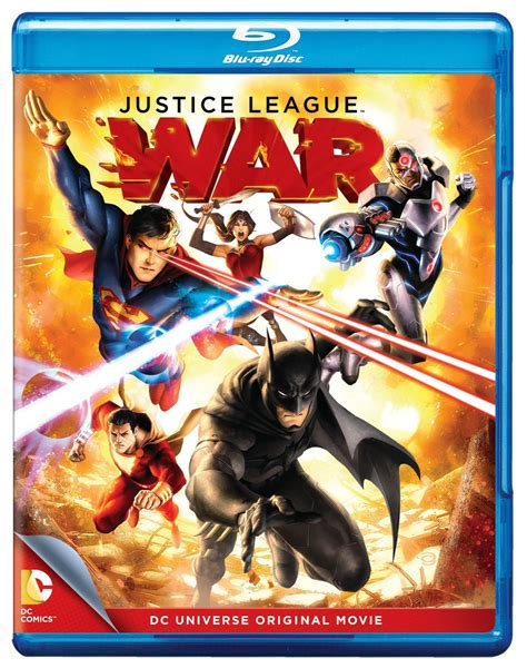 justice league war film series justice league war blu ray for 9 99