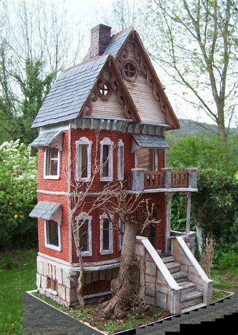 victorian gothic homes 99 best doll houses miniatures victorian era images on