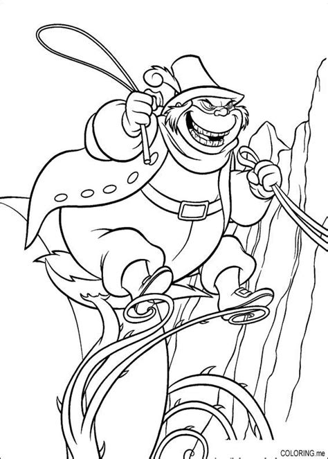 bad cat coloring page coloring page cinderella the bad cat coloring me