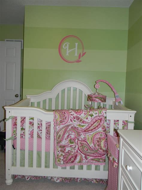 green and pink nursery best 25 pink and green nursery ideas on pinterest girl