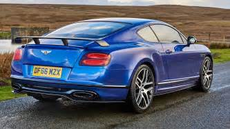 Bentley Sports Cars Bentley Continental Supersports 2017 Review By Car Magazine